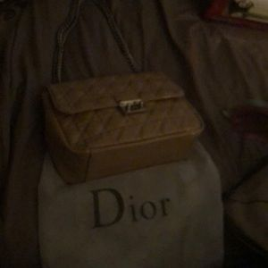 Dior purse with tag used once